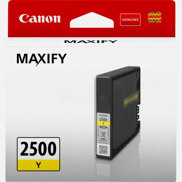 Canon PGI-2500 Y yellow 9,6 ml