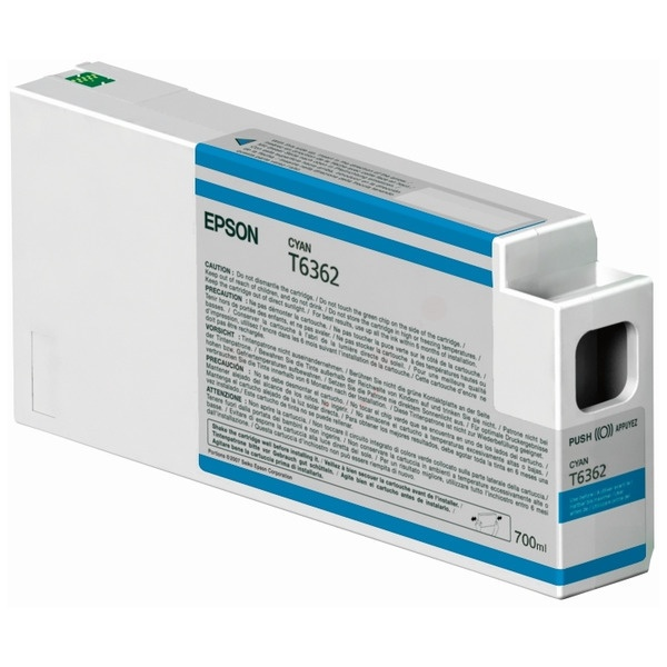 Epson T6362 cyan 700 ml