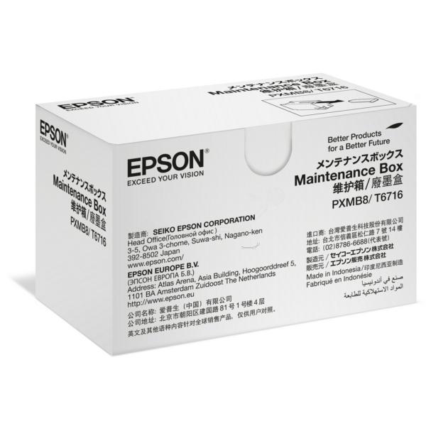 Epson T6716  19,9 ml