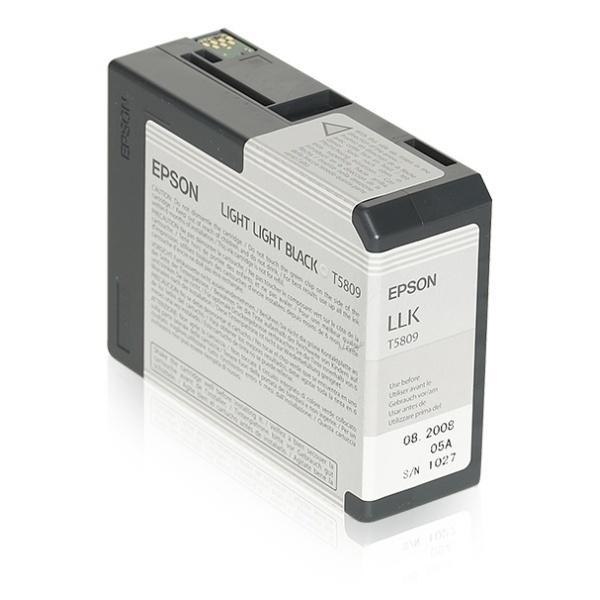 Epson T5809 black 80 ml