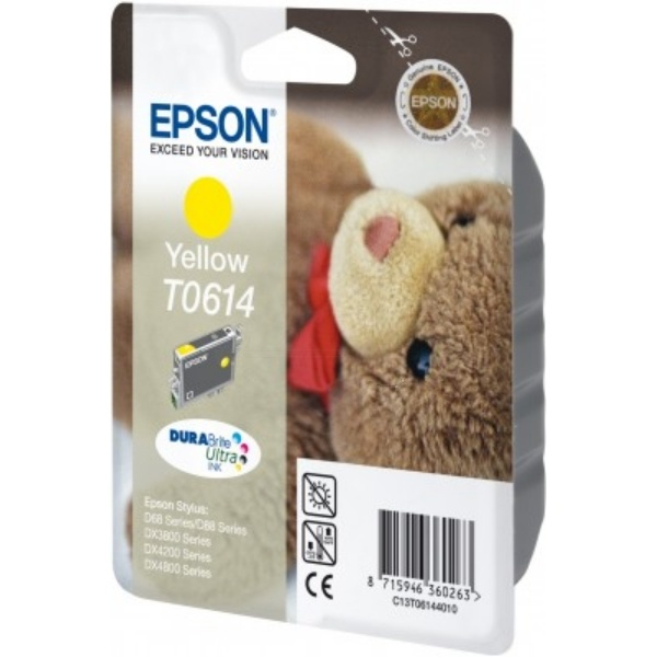 Epson T0614 yellow 8 ml