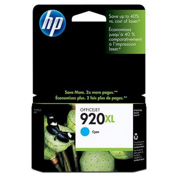 HP 920XL cyan 8 ml