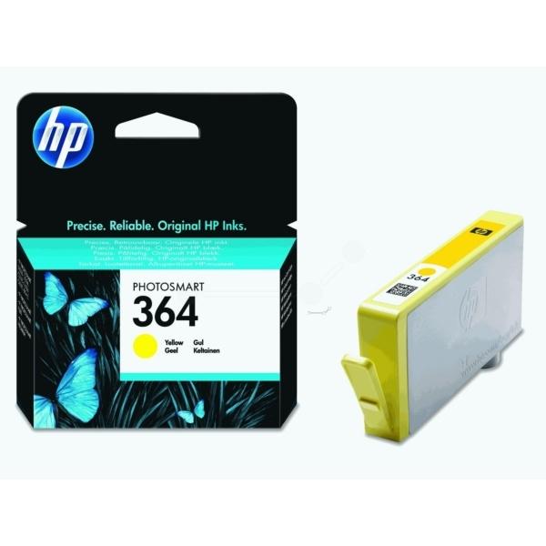 HP 364 yellow 3,5 ml