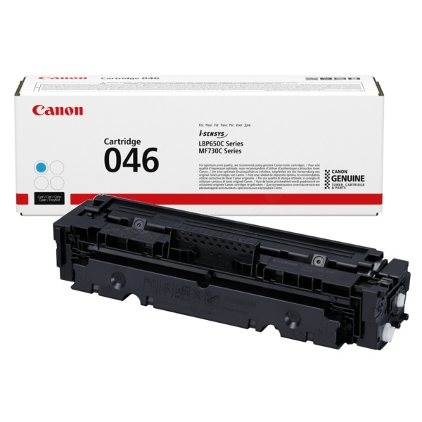 Canon 046 cyan