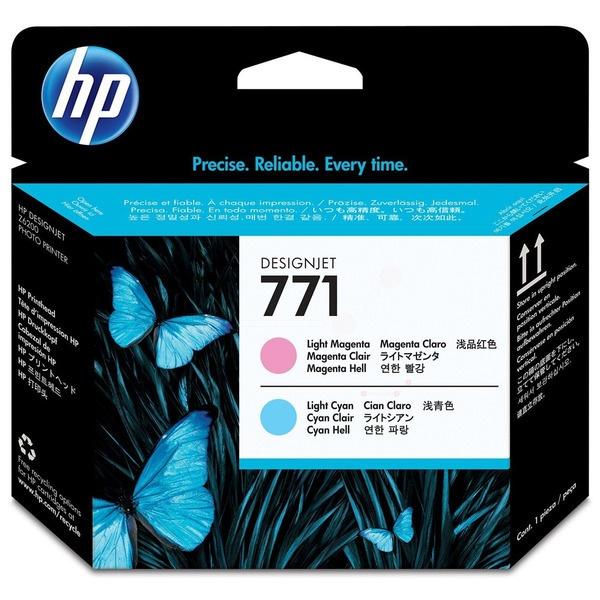 HP 771 cyan photomagenta light 775 ml