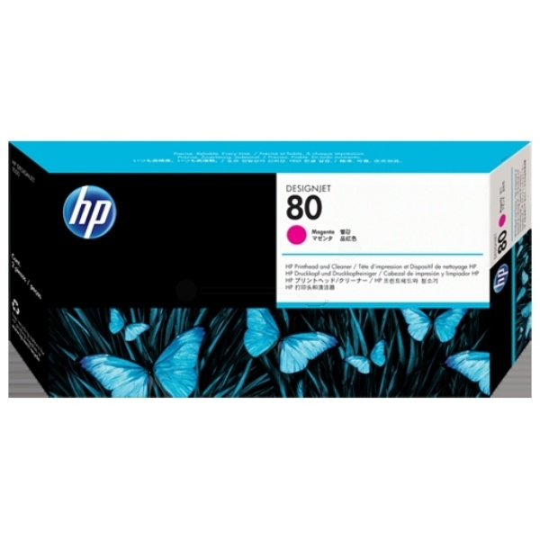 HP 80 magenta 17 ml