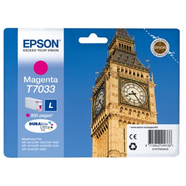 Epson T7033 magenta 9,6 ml
