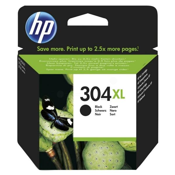 Original HP 304XL Black