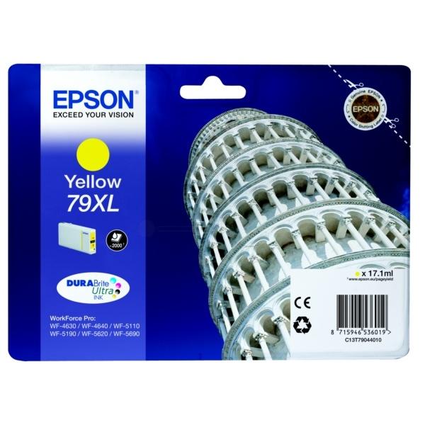 Original Epson T790440 XL Yellow