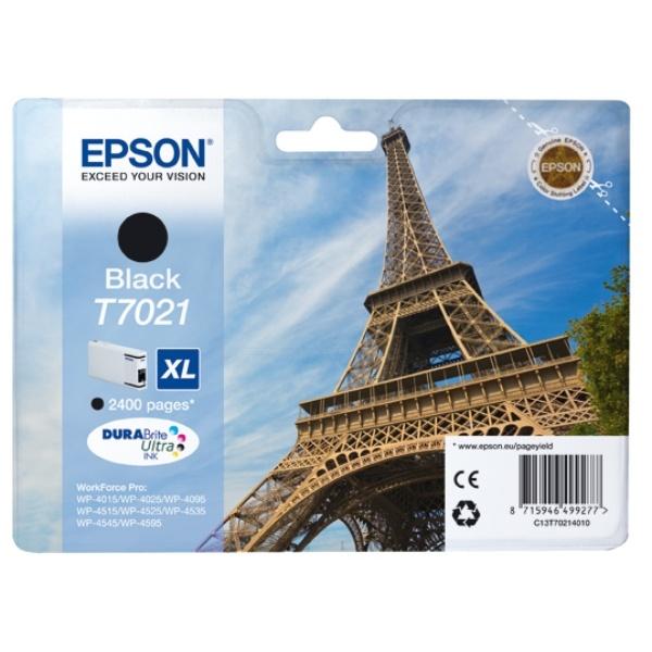 Epson T7021 black 45,2 ml
