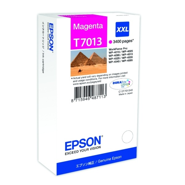 Epson T7013 magenta 34,2 ml