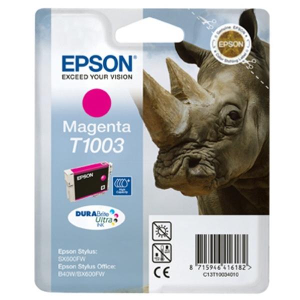 Epson T1003 magenta 11,1 ml