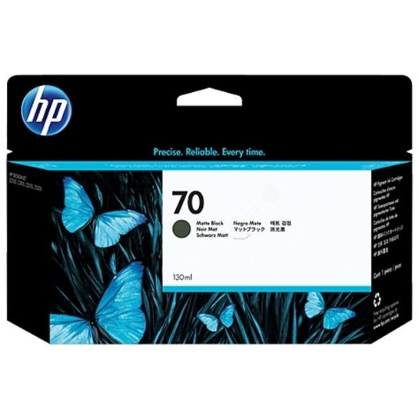 HP 70 blackmatte 130 ml