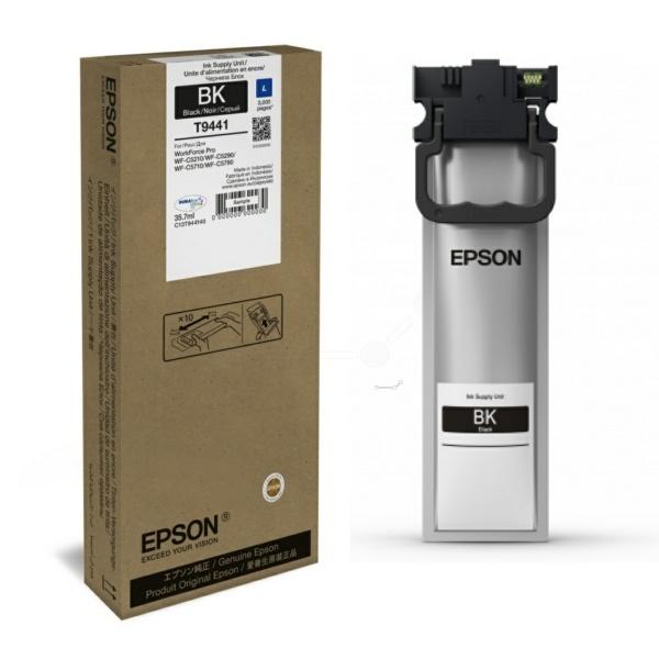 Epson T9441 black 35,7 ml