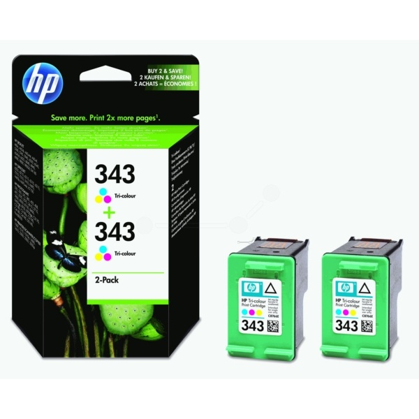 HP 343 color 7 ml