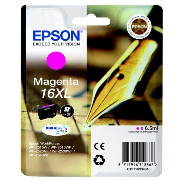 Epson 16XL magenta 6,5 ml