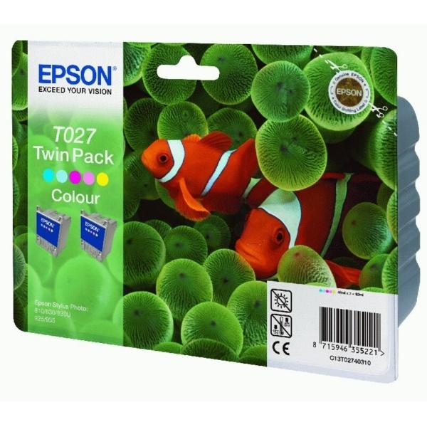 Epson T027 color 46 ml