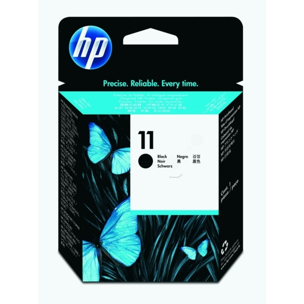 HP 11 black 8 ml