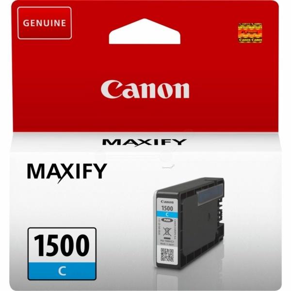 Canon PGI-1500 C cyan 4,5 ml