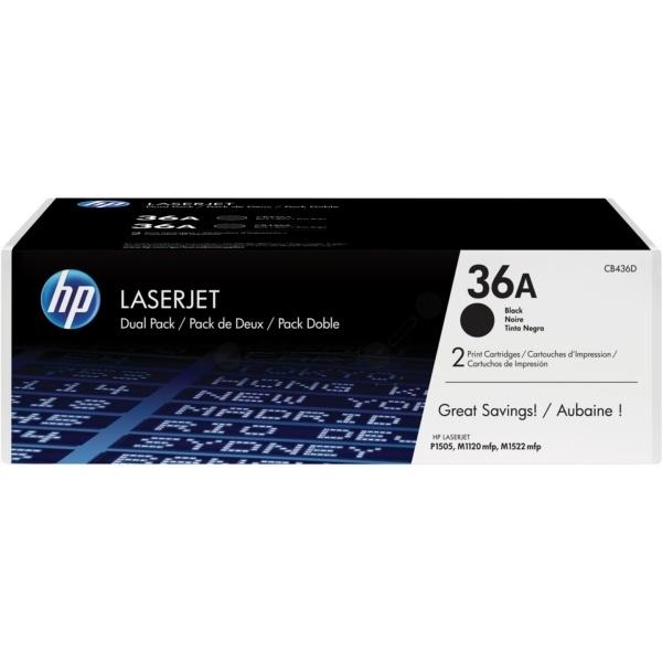 HP 36A black
