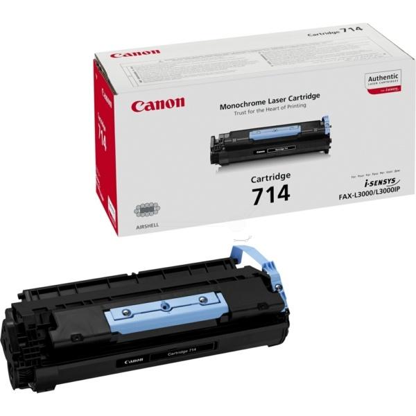 Canon 714 black