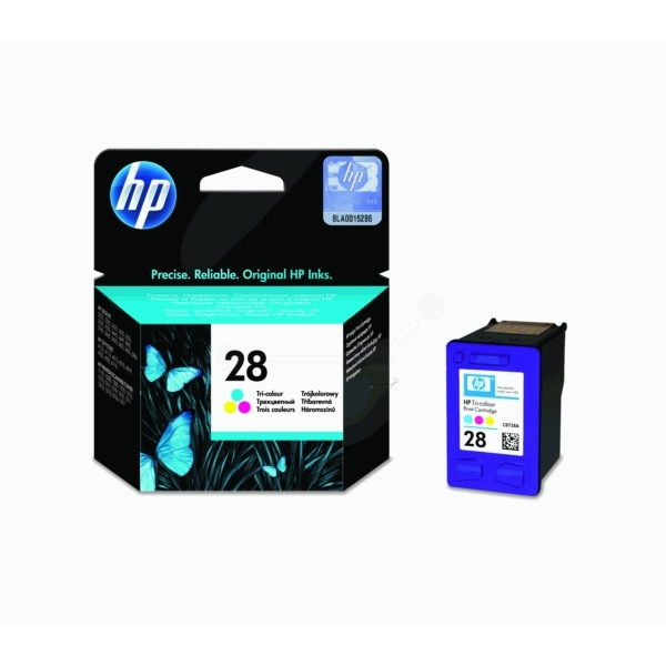 HP 28 color 8 ml
