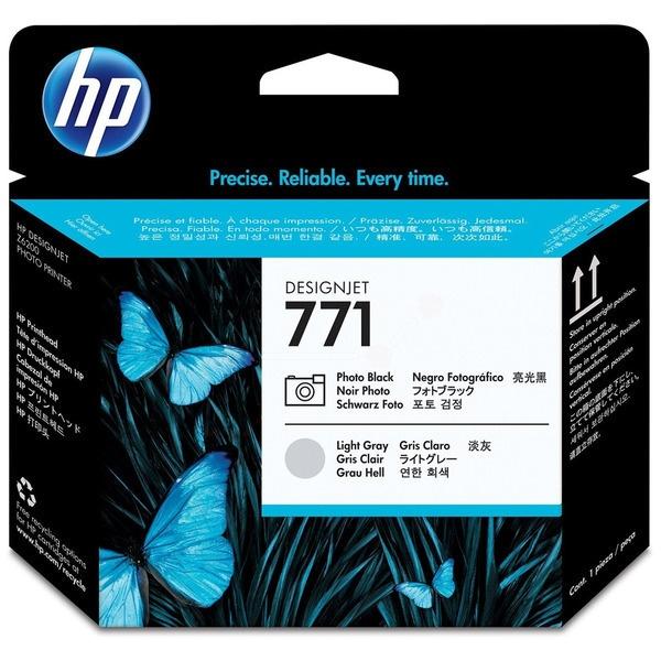 HP 771 black gray light 775 ml