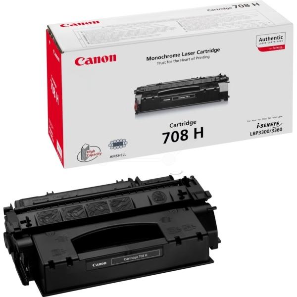 Canon 708H black