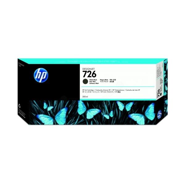 HP 726 blackmatte 300 ml