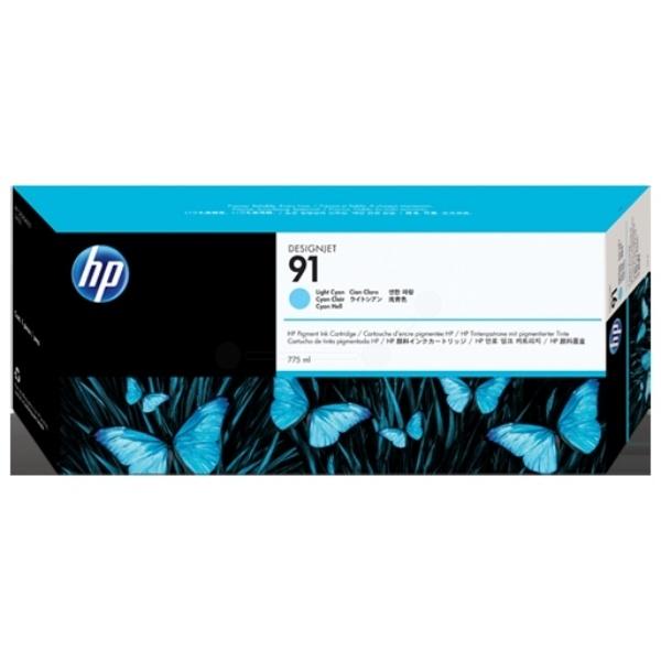 HP 91 photocyan 775 ml