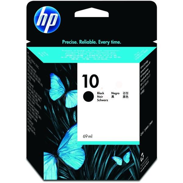 HP 10 black 69 ml