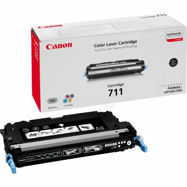 Canon 711BK black