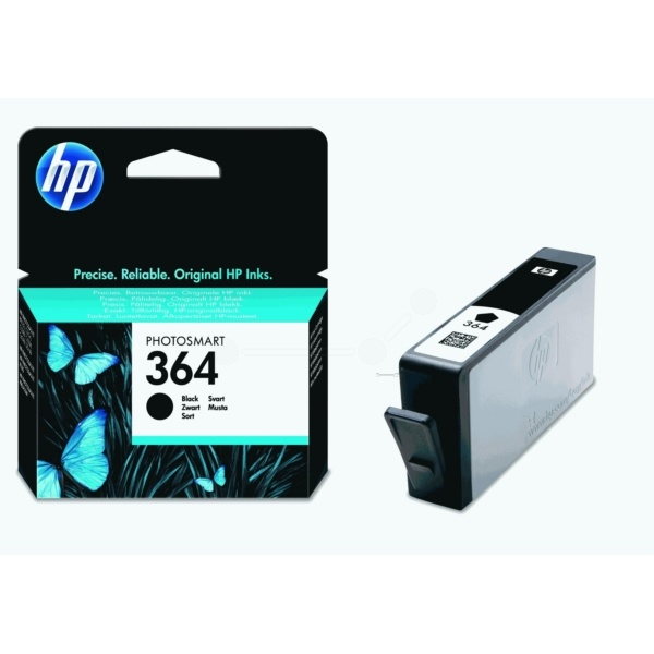 HP 364 black 6 ml