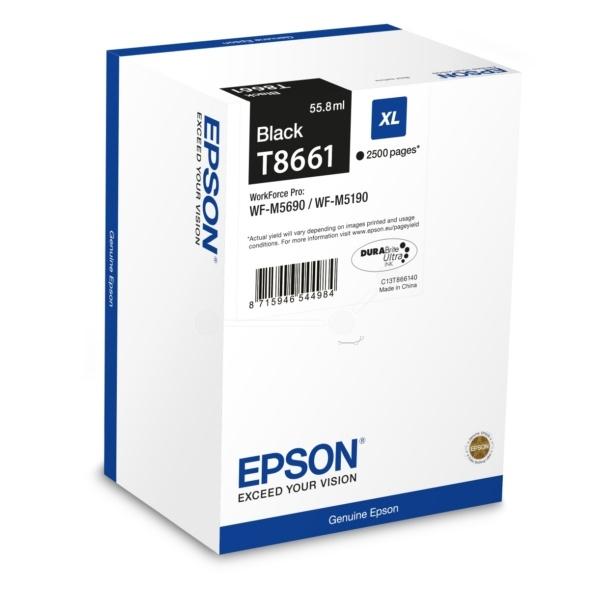 Epson T8661 black 55,8 ml