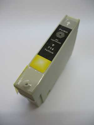 THINK Epson T0714 Yellow (15ml)
