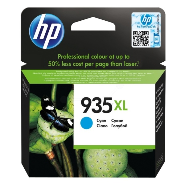 HP 935XL cyan 9,5 ml