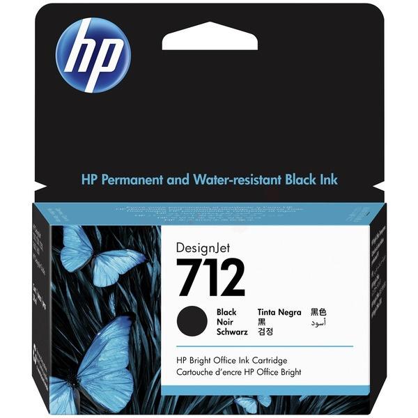 HP 712 black 38 ml