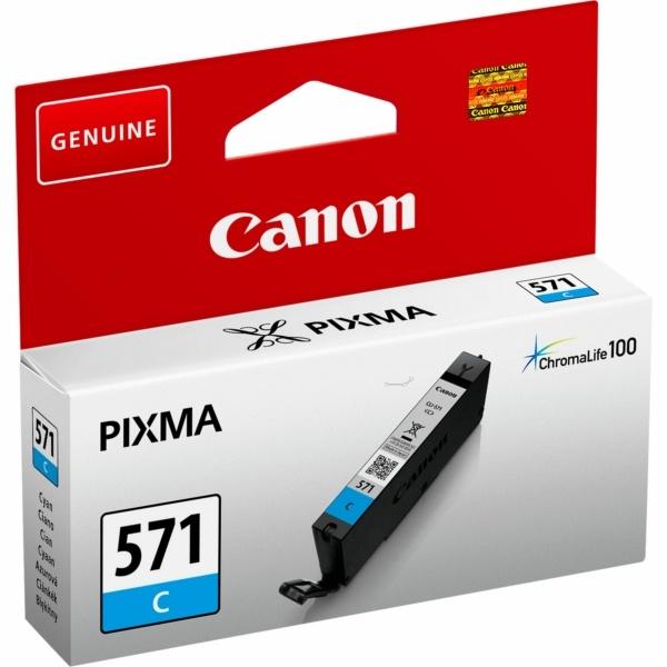 Canon 571 C cyan 7 ml