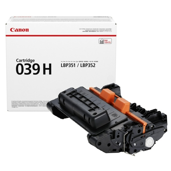 Canon 039 H black