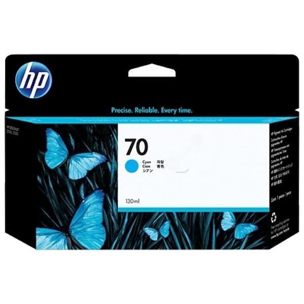HP 70 cyan 130 ml