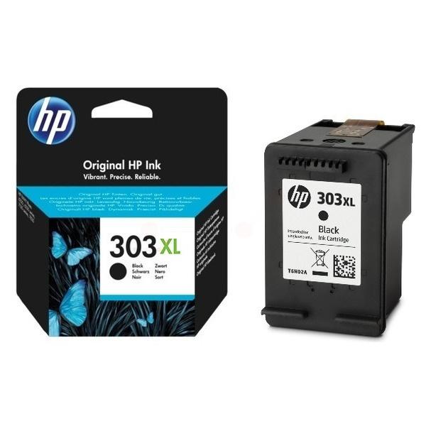 Original HP 303XL Black