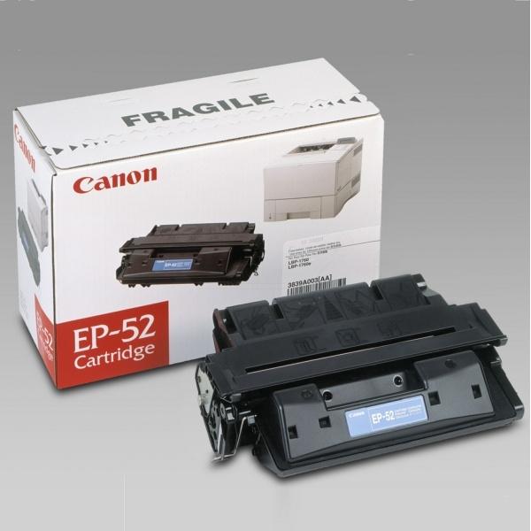 Canon EP-52 black