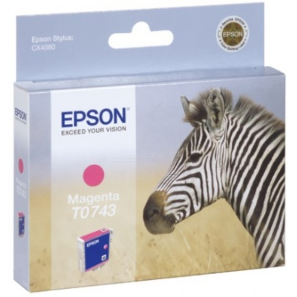Epson T0743 magenta 5 ml