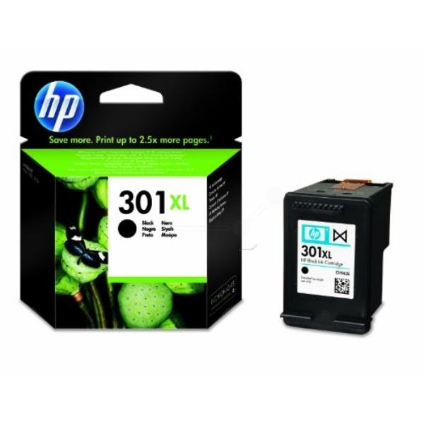 Original HP 301 XL Black