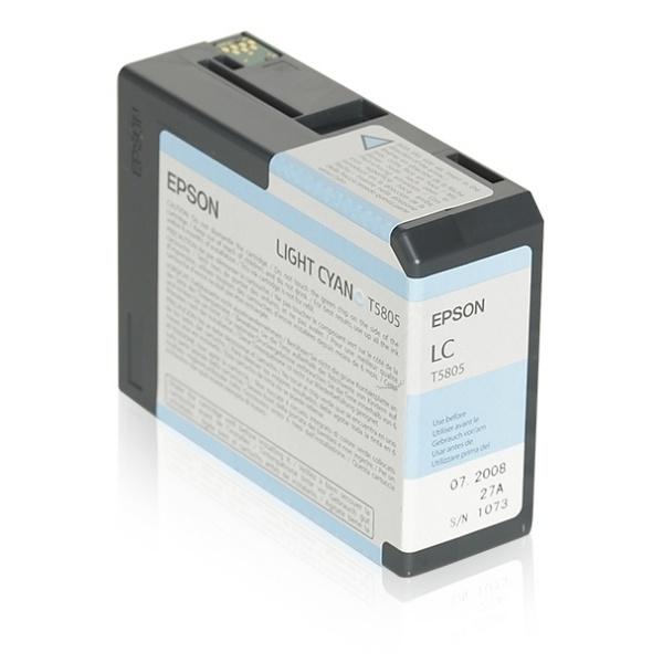 Epson T5805 photocyan 80 ml