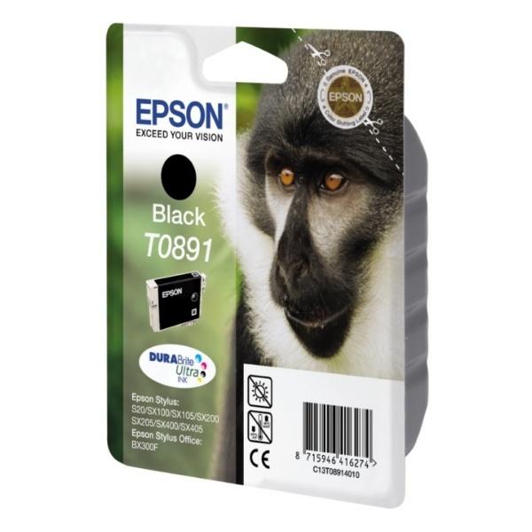 Epson T0891 black 5,8 ml