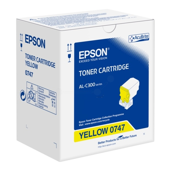 Epson 0747 yellow