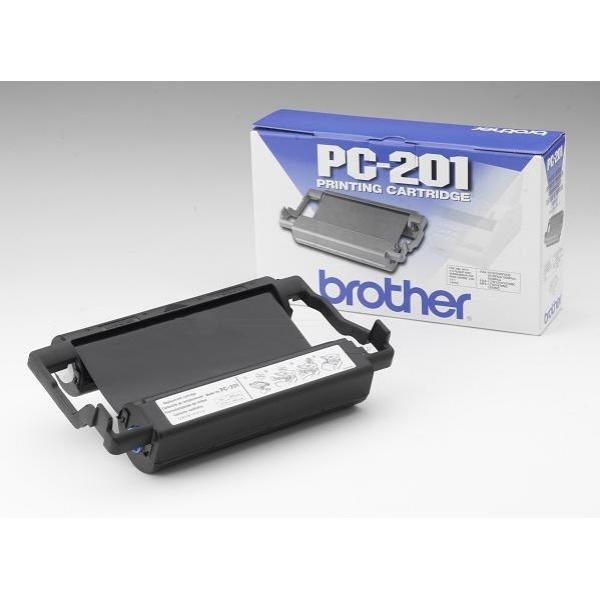 Brother PC201 black