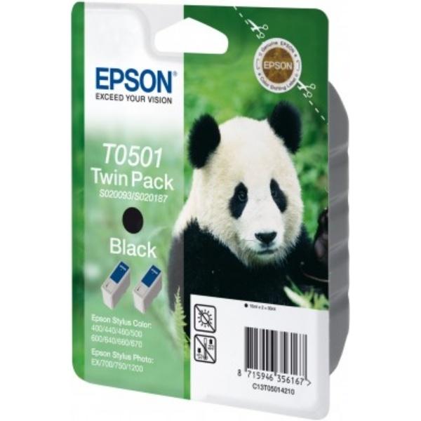 Epson T0501 black 15 ml