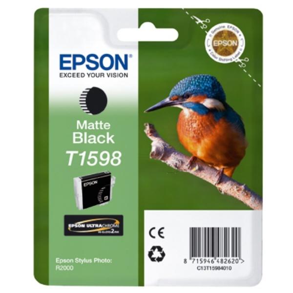 Epson T1598 blackmatte 17 ml